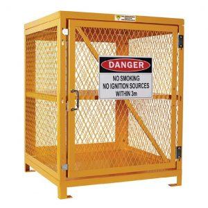 Aerosol Storage Cage – 200 Can