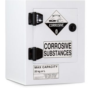 Poly Corrosive Storage Cabinet – 20 Litre