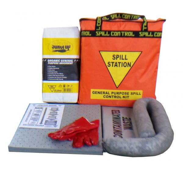 20L General Purpose Spill Kit AusSpill Quality Compliant