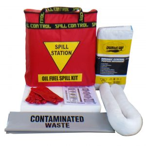 20 Litre Oil Fuel Spill Kit – AusSpill Quality Compliant