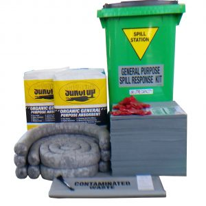 compliant 240L general purpose spill kit