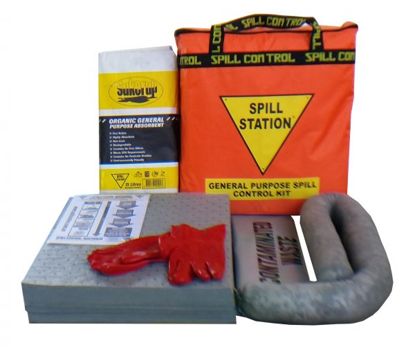40L General Purpose Spill Kit AusSpill Quality Compliant
