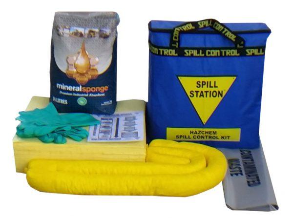 40 Litre Hazchem Spill Kit – AusSpill Quality Compliant