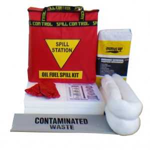 40 Litre Oil Fuel Spill Kit – AusSpill Quality Compliant