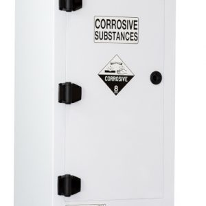 Poly Corrosive Storage Cabinet – 80 Litre