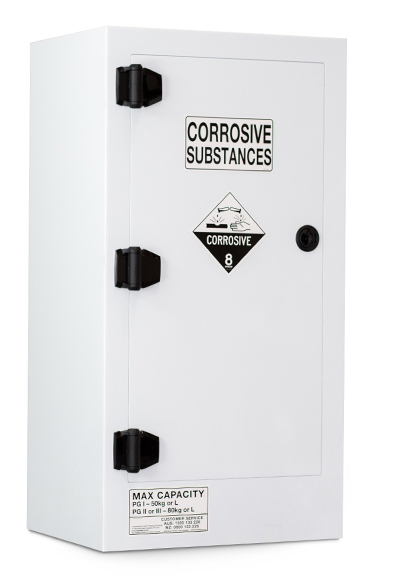 Poly Corrosive Storage Cabinet – 80 Litre