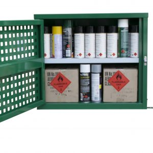 Aerosol Storage Cage – 100 Can