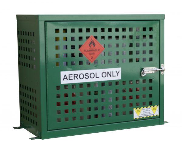 Aerosol Storage Cage – 100 Can
