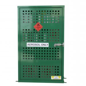 400 can aerosol storage cage