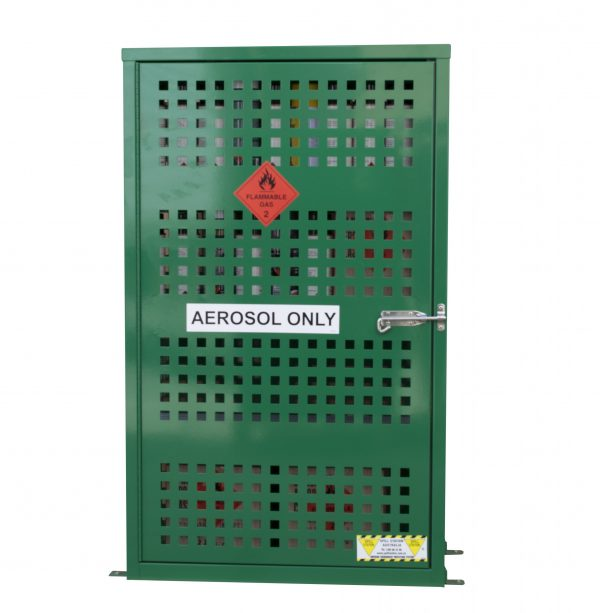 Aerosol Storage Cage – 400 Can