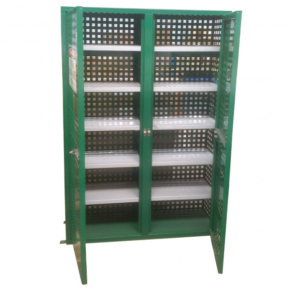 Aerosol Storage Cage – 420 Can