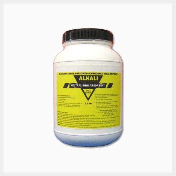 Alkali Neutralising Absorbent – 2.5 Litre
