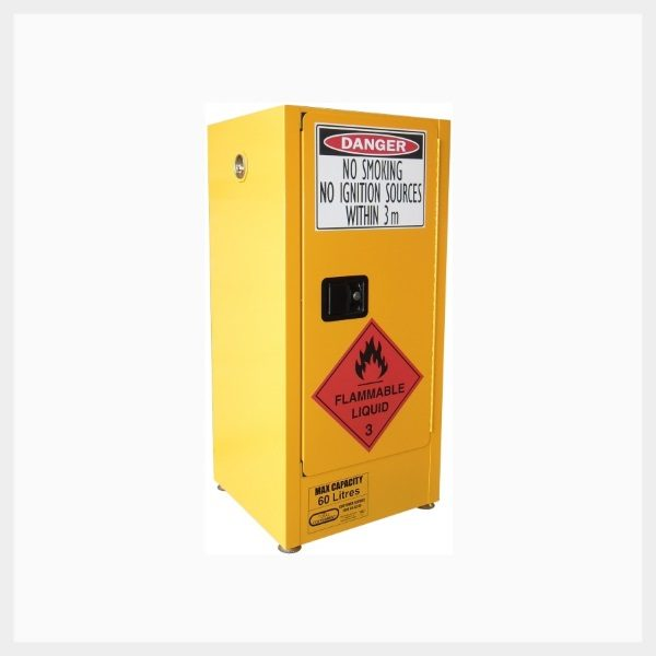 BCFLS60L 60 Litre Flammable Liquid Storage Cabinet