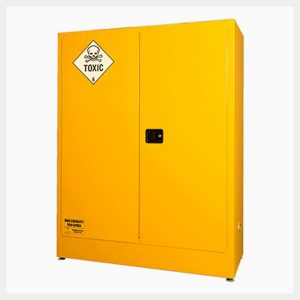 Toxic Substance Storage Cabinet – 2-Door Economy 250 Litre