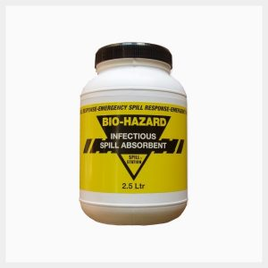 Biohazard Absorbent – Powder 2.5 Litre