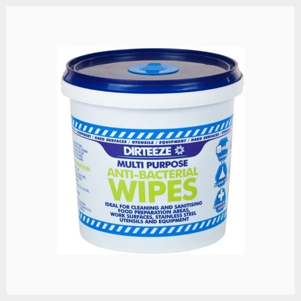 Antibacterial Wet Wipes Bucket 1000