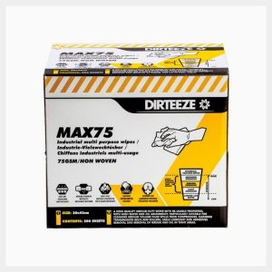 Dirteeze Industrial Wipes Medium Duty 200 Sheets
