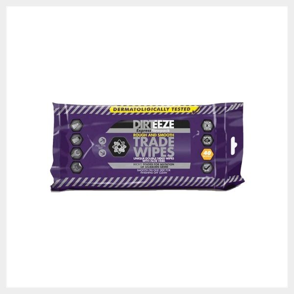 Rough Smooth Wet Wipes Flowpack 40