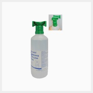 944ml Bottle Saline Eyewash with Wall-Mount
