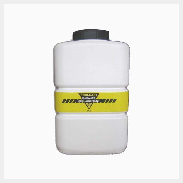 Formaldehyde Neutralising Absorbent – 7 Litre