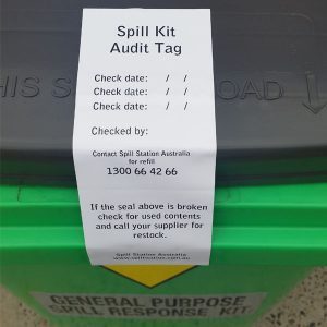 AusSpill Compliant General Purpose Spill Kit 240 Litres