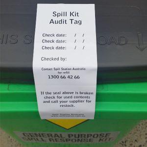 AusSpill Compliant General Purpose Spill Kit 240 Litres