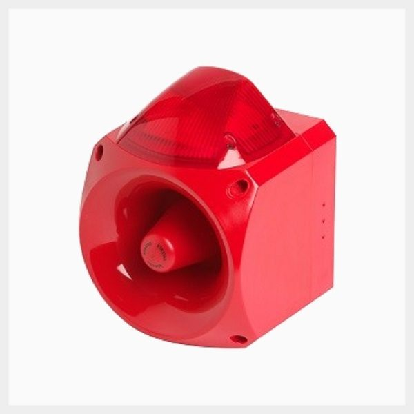 H-AUDVIS Non-Flameproof Audible/Visual Alarm