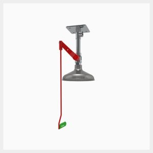 Ceiling Mounted Unheated Emergency Safety Shower