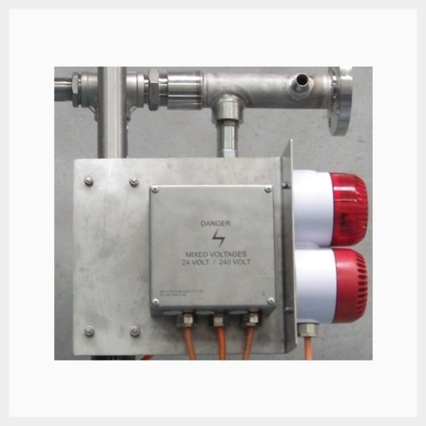 H-FSNH25 25mm Non-Hazardous Flow Switch