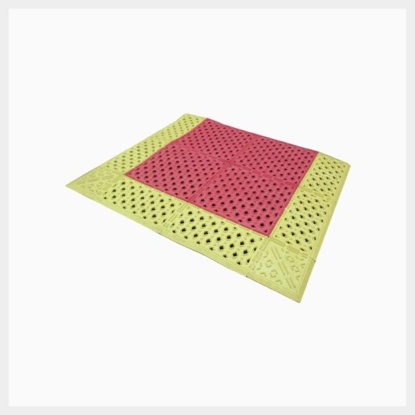 Non-Slip Safety Shower & Eyewash Mat