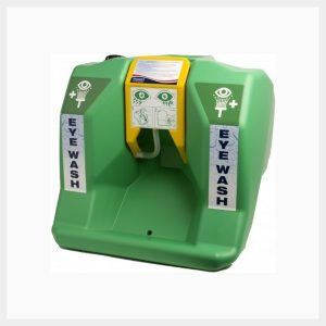 Portable Self-Contained Emergency Eye Wash Station
