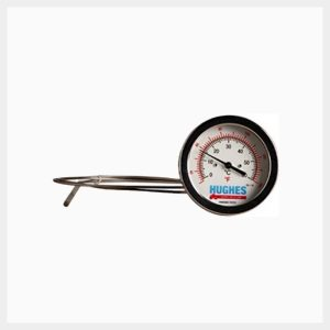 Tank Shower Water Temperature Gauge