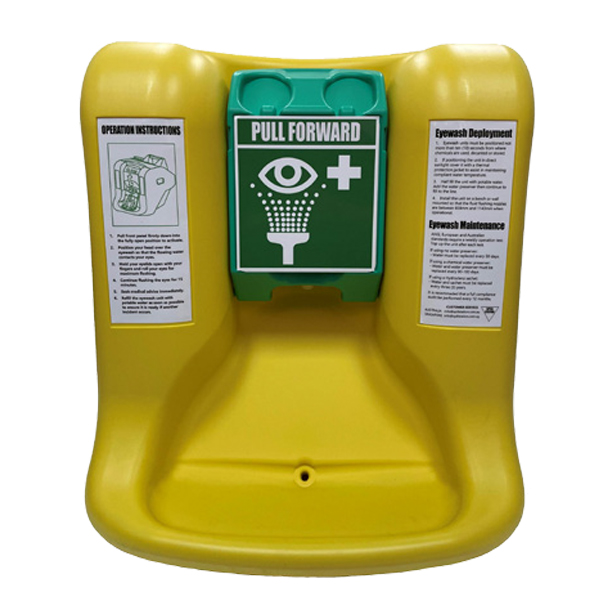 80 Litre Self Contained Portable Eyewash Station