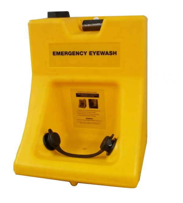 H-P401 Self-Contained Portable Eyewash Station