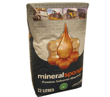 Mineral Sponge Absorbent Granules – 14kg