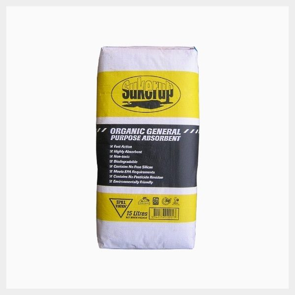 Organic Floor Sweep – General Purpose 15 Litres