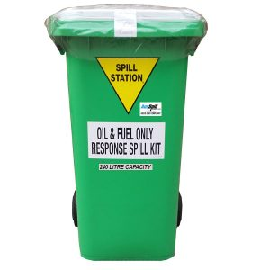 Compliant Oil Fuel Spill Kits