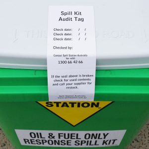 AusSpill Compliant Oil Fuel Spill Kit – 240 Litre