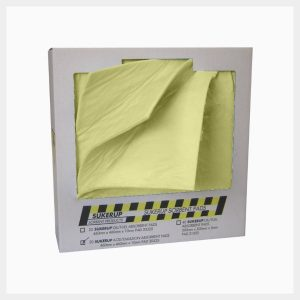 Absorbent Pads 40 Sheets Oil & Fuel 200 GSM