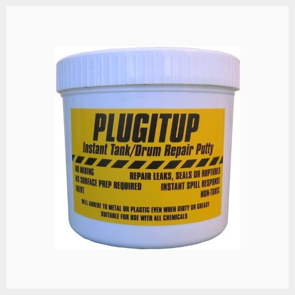 Plugitup Temporary Tank & Drum Repair Putty