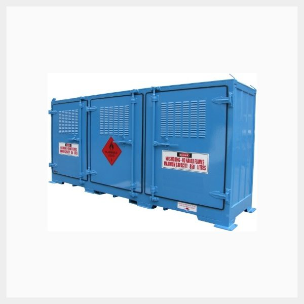 Outdoor Relocatable Storage Modules