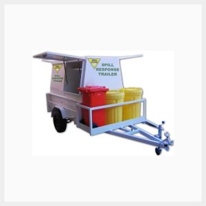 Oil & Fuel Spill Response Trailer