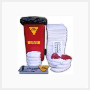 TSS240W 400 Litre Oil & Fuel Spill Kit