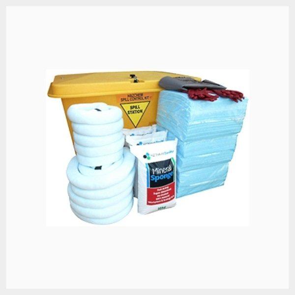TSS440EA 440 Litre Hazchem Spill Kit