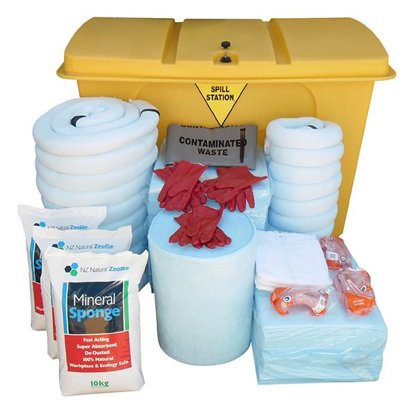 800 Litre Hazchem Spill Kit - TSS800EA