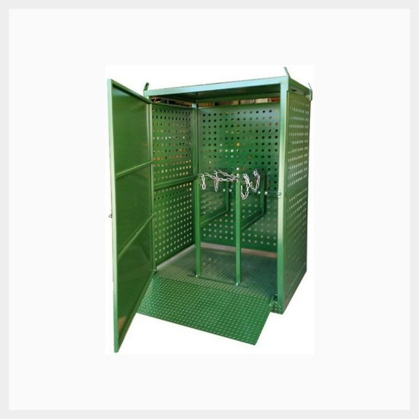 G Size Gas Cage – 9 Cylinder
