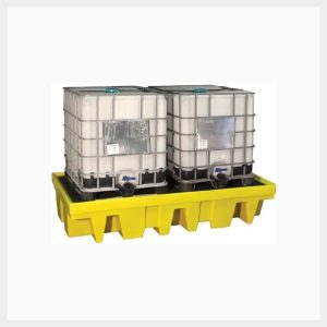 Double IBC Spill Pallet