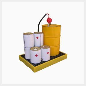 TSSBF2 2-Drum Spill Deck