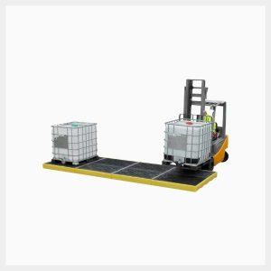 TSSBF4KIT2 - 1200 Litre Spill Deck Bund Flooring