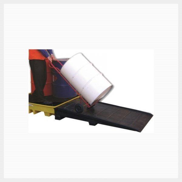 Spill Pallet Ramp – 275 Millimetre 4-Drum